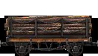 Log Cart