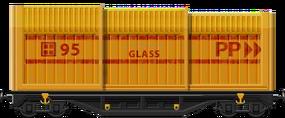 PP Glass Carrier