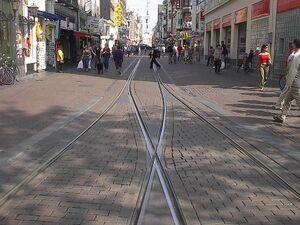 Strengelspoor Leidsestraat
