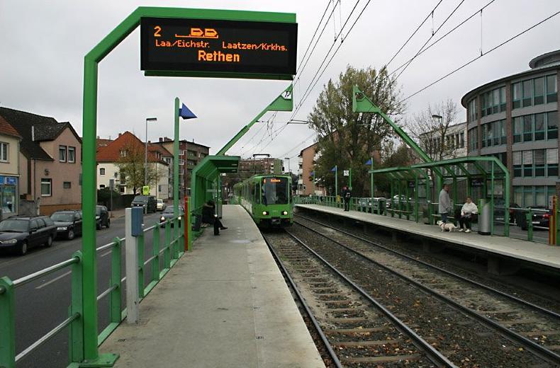 Laatzen werner von siemens platz tram wiki fandom for Siemens platz