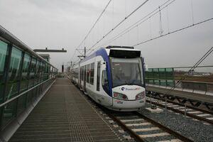 Javalaan lijn4 RegioCitadis