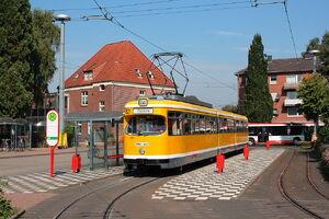 St Tönis Wilhelmplatz lijn041 GT8