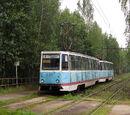 Наваполацкі трамвай
