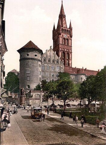File:440px-Königsberg Castle.jpg