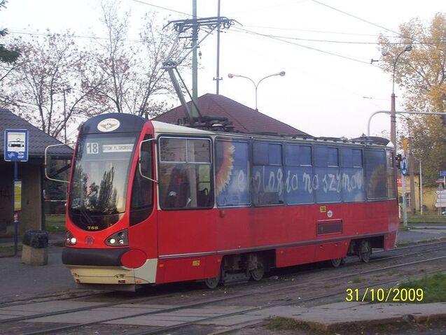 File:Moderus Alfa -788 na linii nr 18 Ruda Sl.jpg