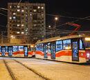 Električková doprava v Moskve