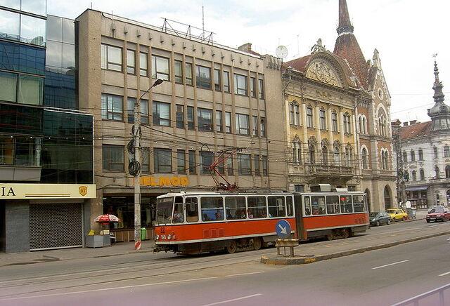 File:800px-Cluj-Napoca, tramvaj.jpg