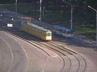 GT8D tram