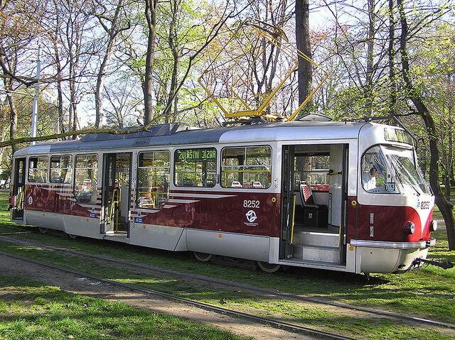File:800px-Praha, Stromovka, Tatra T3R PLF.jpg