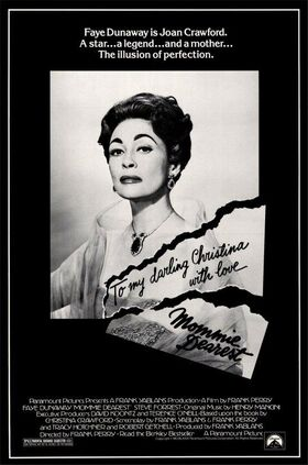 Mommie Dearest-HR Edition cover