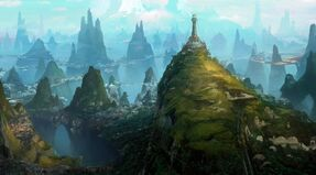 Fantasy-landscape-backgrounds
