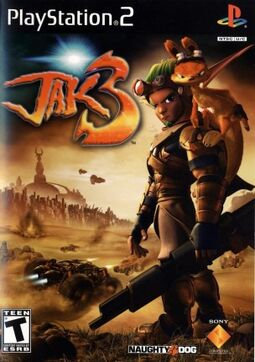 Jak 3 NSTC cover