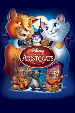 Disney's The Aristocats - iTunes Movie Poster