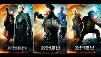 Xmen Days of Future Past Soundtrack OST 01 Main Titles-1