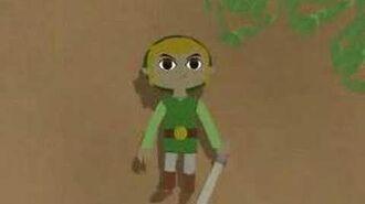 Wii - Zelda Wind Waker
