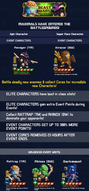Event Beast Wars Episode 4
