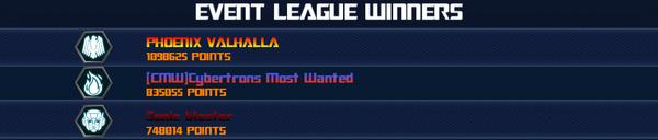 Event Transmetals 2 Episode 1 - Playoff League Winner
