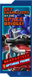 Ui promotion guaranteed optimus prime