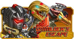 Grimlock's Escape