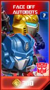 P face-off autobots grimlocks escape