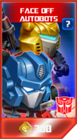 P face-off autobots grimlocks escape