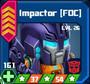 A E Sup - Impactor FOC box 26