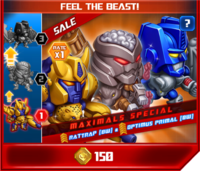 P feel the beast transmetals beast wars episode 1