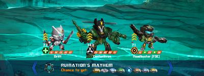 T ruinations mayhem xx roadbuster