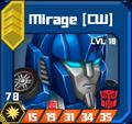 A R Sol - Mirage CW box 18