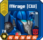 A R Sol - Mirage CW box 18