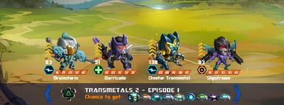 T transmetals 2 episode 1 xx cheetor transmetal x2