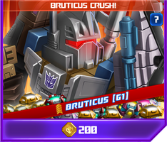 P bruticus crush sonic clash