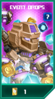P event drop bruticus chaos