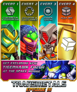 Event Transmetals Episode 3