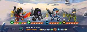 Stronghold hard map4c team sos dinobots