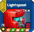 A R Sol - Lightspeed box 18