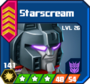 D E Sol - Starscream E box 26