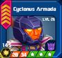 D E Sol - Cyclonus Armada box 26