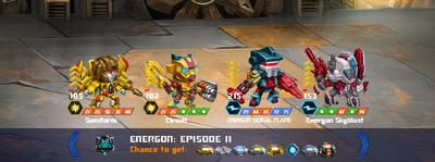 T energon episode 2 xx esignalflare x
