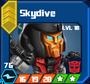A R Sco - Skydive box 18