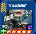 D S Sup - Treadshot box 20