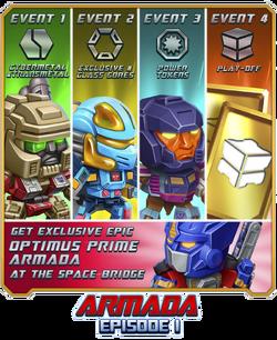 Event Armada Episode 1