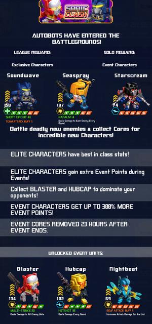 Event Sonic Clash