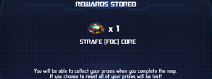 Stronghold hard map3a reward