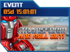 Ui event transform and roll out