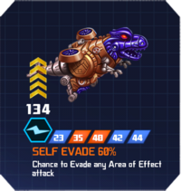 P E Sco - Megatron Transmetal pose 3