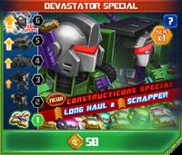 P devastator special devastators demolition