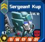 A U Sol - Sergeant Kup box 12