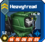 M U Sol - Heavytread box 12