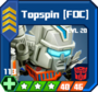 A S Sup - Topspin FOC box 20
